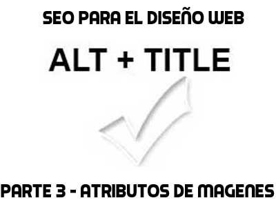 seo para el diseno web, parte3 atributos de las imgenes