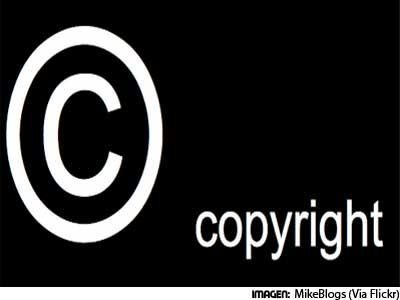 Denunciar en Internet por derechos de autor