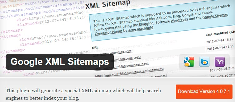 google xml sitemaps pasión seo nos apasiona posicionarte