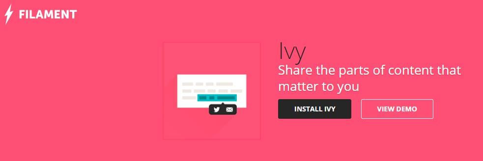 filament-compartir-texto