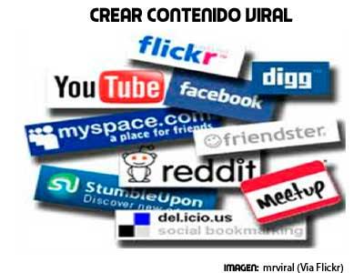 como crear contenido viral