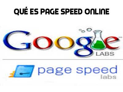 PageSpeed Onlne