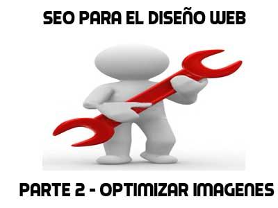 seo para el diseño web, segunda parte optimizar imágenes
