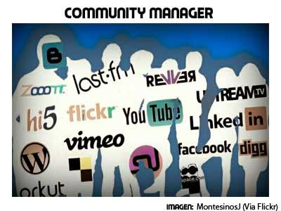 que es un community manager