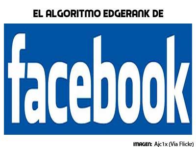 El algoritmo Edgerank de Facebook