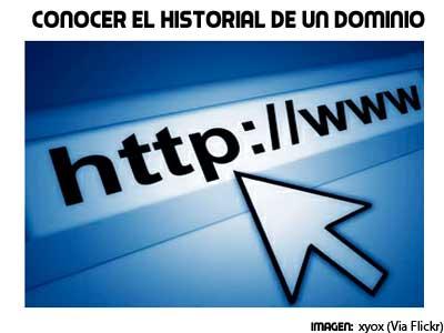 Como conocer la antigüedad de un dominio web