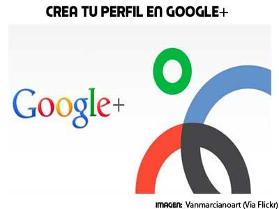 Crea tu perfil en Google Plus mejora el SEO