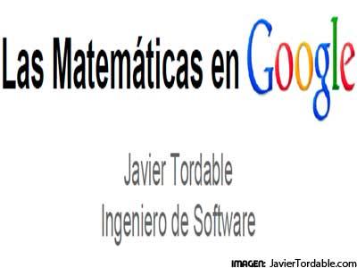 eBooks sobre matemáticas y Google