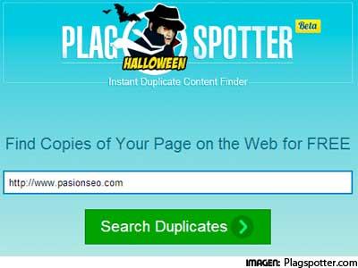 encontrar contenidos duplicados