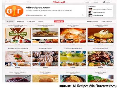 Empresas en Pinterest