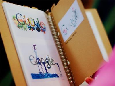 Dibujos de los Doodles de Google