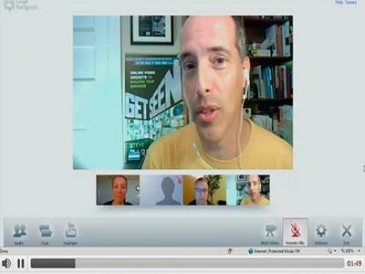 Realiza videoconferencias para tener más visitas