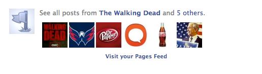 Facebook optimiza actualizaciones de las Fan Pages