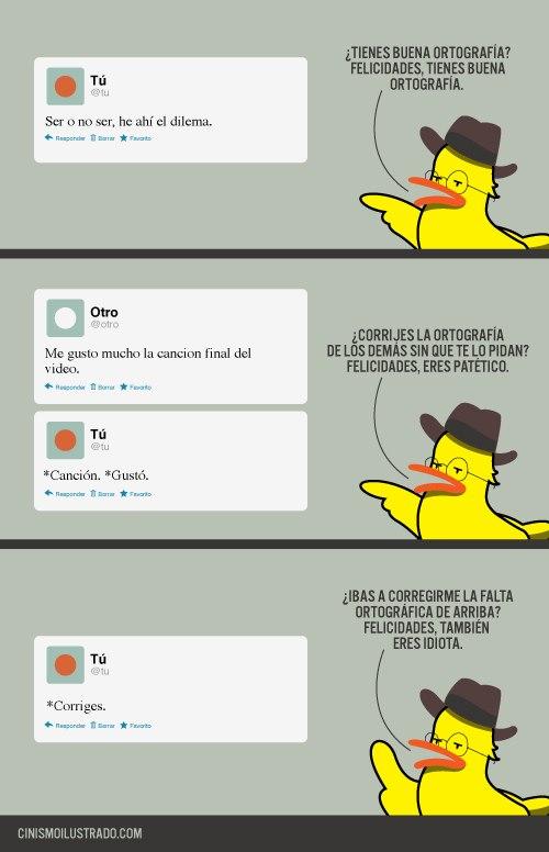 Humor sobre Twitter