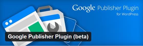 google plugin oficial de wordpress