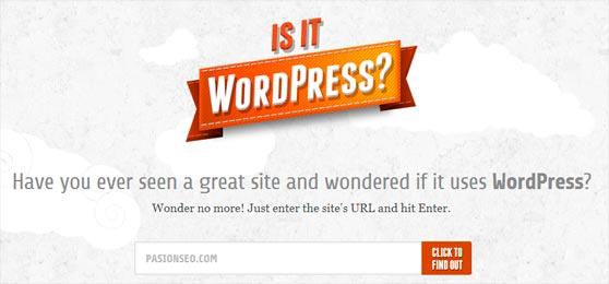 sitio en wordpress