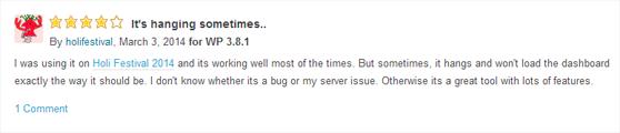 Comentario plugins