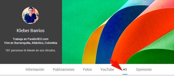 Google Plus Cuenta