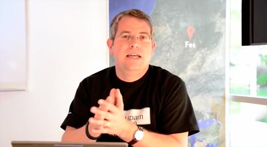Matt Cutts Consejo