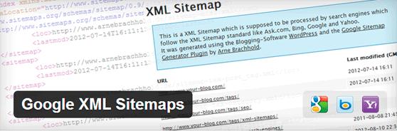 Sitelinks generados con Plugin de Google
