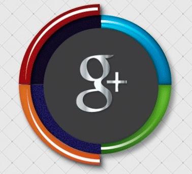 Google Plus Boton