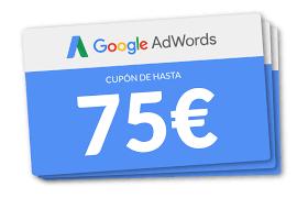 cupones de google adwords gratis